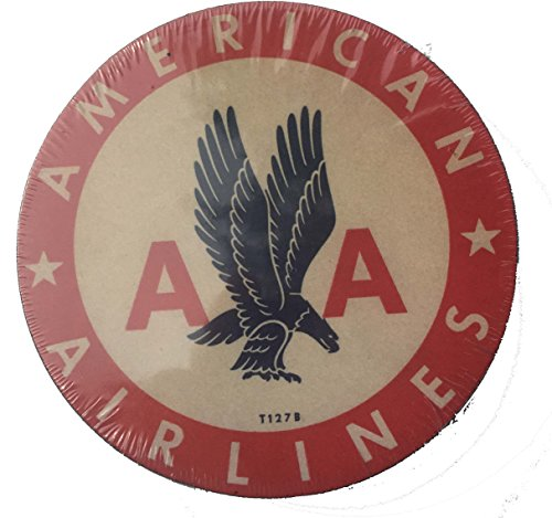 american-airlines-round-1940s-logo-drink-coaster-set-of-4