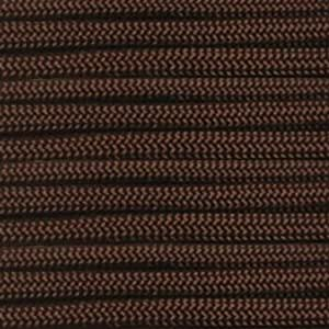 Brown 50 FT Type III 550Lbs Tactical Paracord Rope : Sports & Outdoors