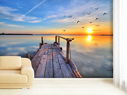 fototapete evening of life in verschiedenen gr en als papiertapete oder vliestapete w hlbar. Black Bedroom Furniture Sets. Home Design Ideas