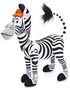 Zebra Toy  Marty  24 cm Madagascar Marty Toy