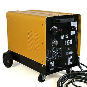 F2C 150 AMP MIG-150 110V Flux Core welder Welding Machine Device from F2C