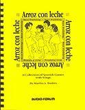 Arroz Con Leche (Rice Pudding)  CD & book (Spanish Edition)