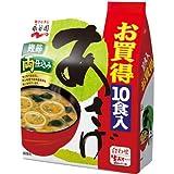 永谷園 生タイプみそ汁あさげ徳用 10食 (2入り)