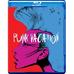Punk Vacation (Blu-ray + DVD Combo)