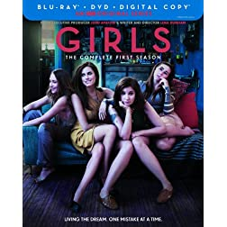 Girls: The Complete First Season (Blu-ray/DVD Combo + Digital Copy)