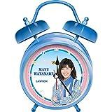 ローソン限定 オリジナルボイス入り 目覚まし時計 (渡辺 麻友)AKB48 完全受注生産
