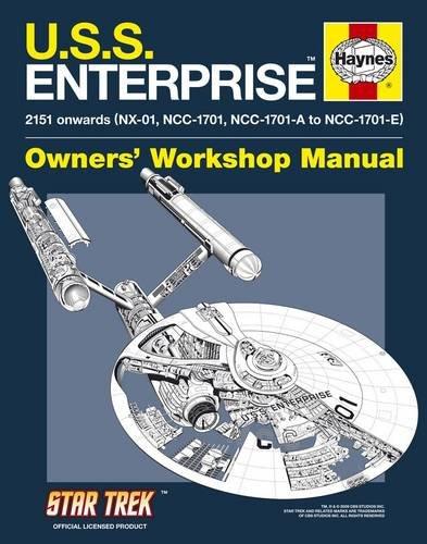 U.s.s. Enterprise Manual (Haynes Owners Workshop Manual)