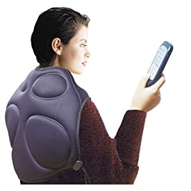 Air-O-Sage Back & Shoulder Massager with Heat