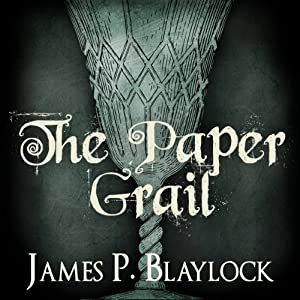 The Paper Grail Audiobook