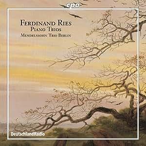 F.リース:ピアノ三重奏曲集