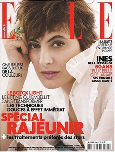 Elle - French Edition