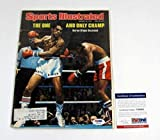 Roberto Duran Signed Sports Illustrated 01/30/1978 Auto DA008196 - PSA/DNA Certified - Autographed Boxing Magazines
