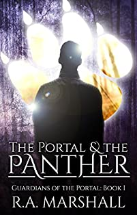 The Portal And The Panther by R. A. Marshall ebook deal