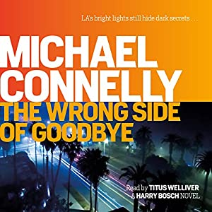 The Wrong Side of Goodbye Hörbuch