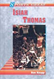 img - for Sports Great Isiah Thomas (Sports Great Books) book / textbook / text book