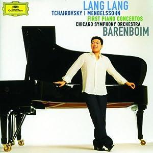 Tchaikovsky Mendelssohn First Piano Concertos by Decca (UMO)