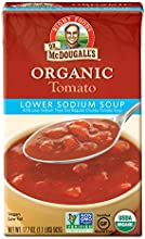 Dr McDougall39s Right Foods Organic Lower Sodium Chunky Tomato Soup 71 Fluid Ounce Pack of 6