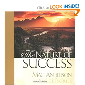 The Nature of Success Mac Anderson