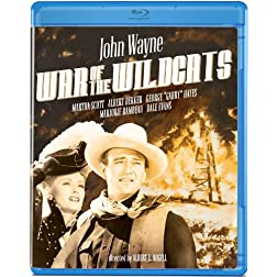 War of the Wildcats [Blu-ray]
