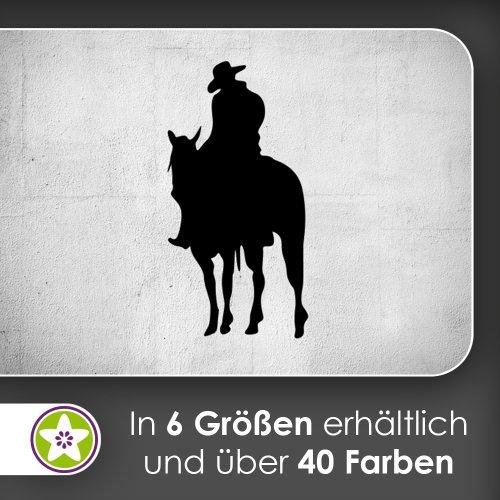 cowboy-pared-adhesivo-en-6-tamanos-vinilos-wall-sticker-30-dunkelrot-96-x-49-cm