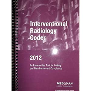 2012 Interventional Radiology Coder