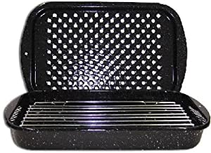 Amazon Com Columbian Home Products 3pc Broiler Pan Rack