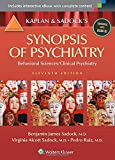 Kaplan and Sadocks Synopsis of Psychiatry: Behavioral Sciences/Clinical Psychiatry