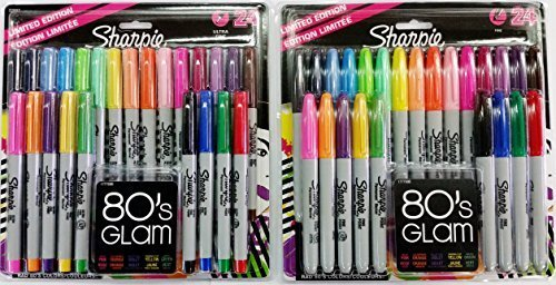 sharpie-fine-point-ultra-fine-permanent-marker-assorted-colors-24-fine-24-ultra-fine-total-of-48