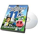 Times Table Adventure 11X Table : Guardian Of The Gate [DVD]