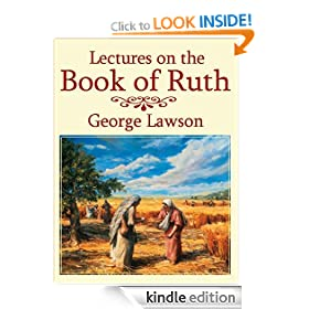 Lectures in the Book of Ruth