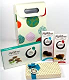 Lily O'Briens Luxury 4 Box Chocolate Gift Selection in a Christmas Bauble Gift Box