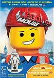 The Lego Movie [Blu-ray 3D + Blu-ray + Digital Copy] (Bilingual) (Sous-titres français)