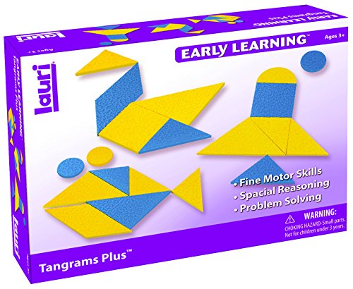 Lauri Toys Tangrams Plus