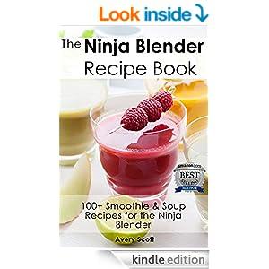 ninja blender recipe book pdf