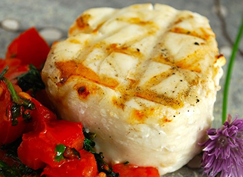 Alaskan Halibut Fillets 5 Lbs