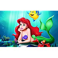 Movie The Little Mermaid Mermaid HD Wallpaper Background