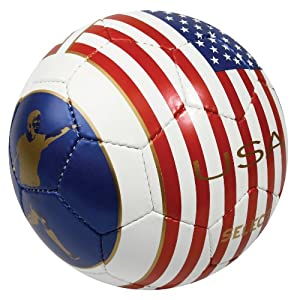 Select Grande Trainer Oversize US Flag Soccer Ball