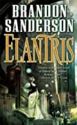 Elantris by Brandon Sanderson cover image