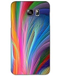 MobileGabbar Samsung Galaxy S7 Back Cover Printed Designer Hard Case