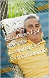 img - for Perfect Home Business For People Looking For Extra Income book / textbook / text book