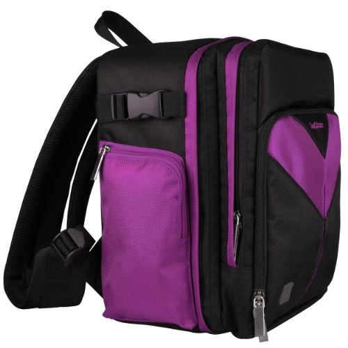 Compact Slr Travel Fashion Backpack For Canon Eos M 7D 70D 700D Rebel T1I T2I T3I T4I T5I Slr Camera