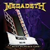 Rust In Peace: Live Live Edition by Megadeth (2010) Audio CD