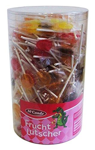 Candy Kids Fruchtlutscher, 250er Dose (250 x 4g)