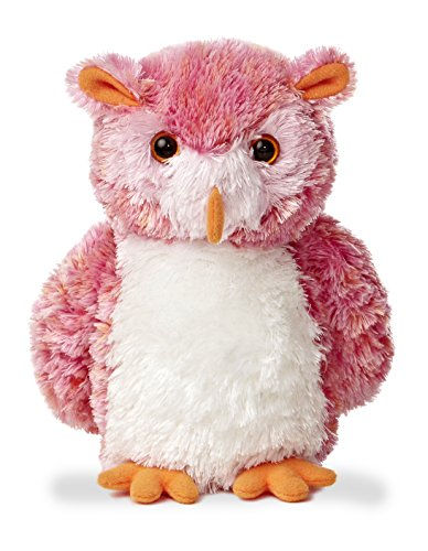 "Hoots Pink Owl 8"" by Aurora - 1"