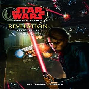 Star Wars: Legacy of the Force #8: Revelation   [Karen Traviss]