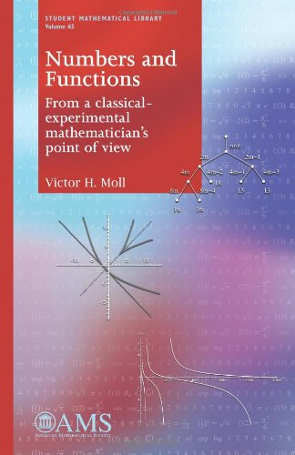 Numbers And Functions: From A Classical-Experimental Mathematician'S Point Of View (Student Mathematical Library)