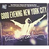 Good Evening New York City [2 CD + 1 DVD Combo] ~ Paul McCartney
