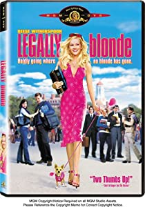 "Cover of ""Legally Blonde"""