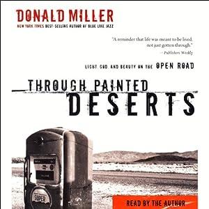 Through Painted Deserts Audiobook