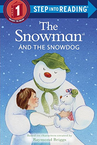 The Snowman and the Snowdog (Step Into Reading. Step 1)
